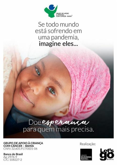 Campanha em apoio ao GACC | Foto: Divulgação