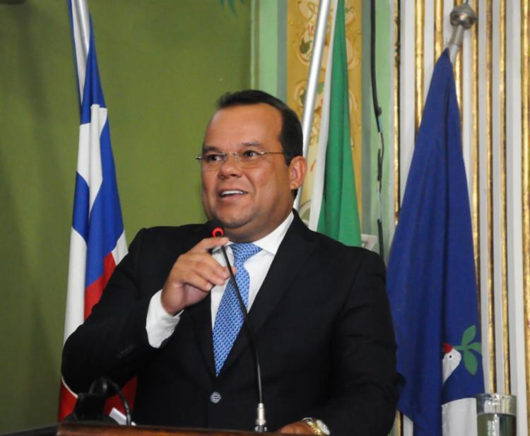 Compromisso foi firmado por Geraldo Júnior com o Ministério Público da Bahia (MP-BA) | Foto: Divulgação - Foto: Divulgação