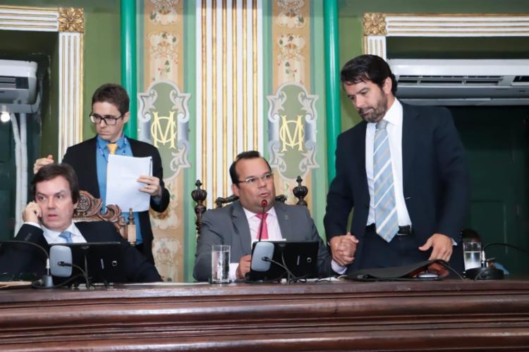 Câmara de Vereadores e o Poder Executivo já começaram as suas negociações pela composição partidária da próxima legislatura e na gestão de Bruno Reis | Foto: Divulgação - Foto: Divulgação