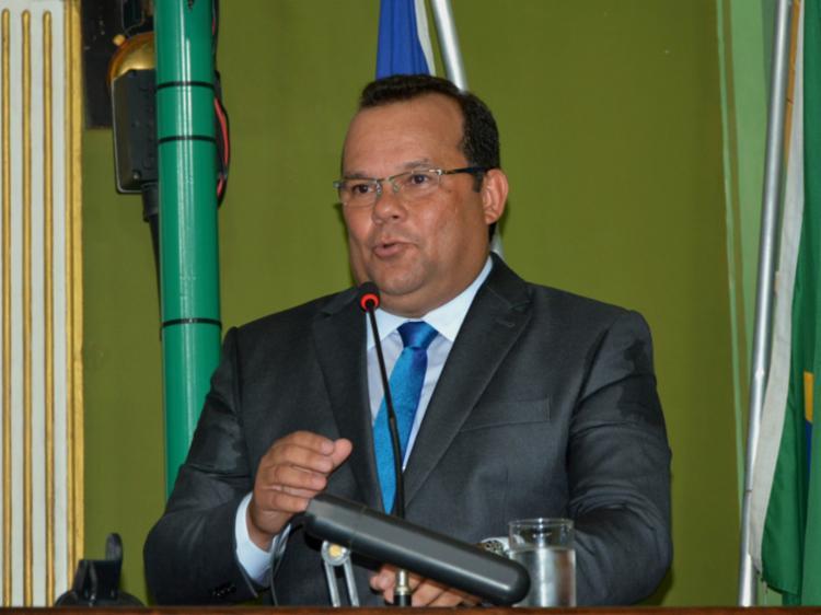 O presidente da Câmara Municipal de Salvador, Geraldo Júnior (MDB), será reeleito no próximo sábado - Foto: Divulgação