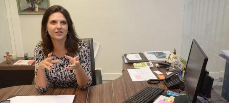 Giovanna Victer será a secretária da Fazenda na gestão de Bruno Reis - Foto: Divulgação