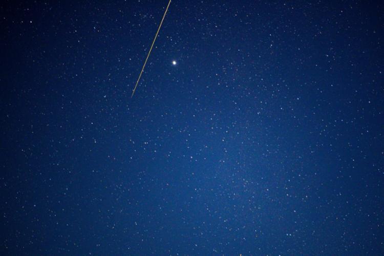 Nave passou seis anos no espaço | Foto: Morgan Sette | AFP - Foto: Morgan Sette | AFP