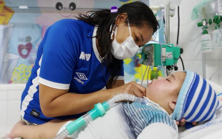 Campanha tem como objetivo arrecadar fundos para o custeio do hospital, que atende 100% SUS I Foto: Divulgação - Foto: Foto: Divulgação