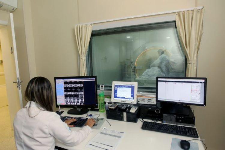 De acordo com a CBR, 165 serviços foram avaliados no Hospital Roberto Santos I Foto: Camila Souza I GOVBA - Foto: Camila Souza I GOVBA