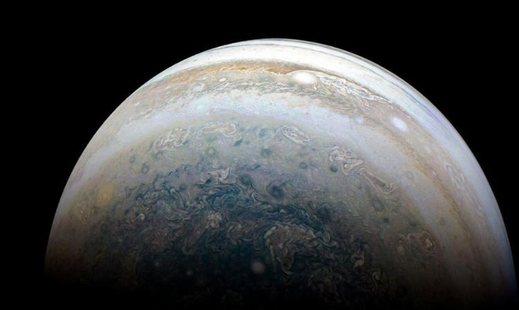 Júpiter e Saturno vão parecer um planeta duplo ao se aproximar no dia 21 de dezembro - Foto: Divulgação   Nasa