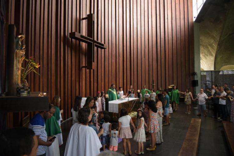Missa celebrará tombamento neste domingo | Foto: Divulgação - Foto: Divulgação