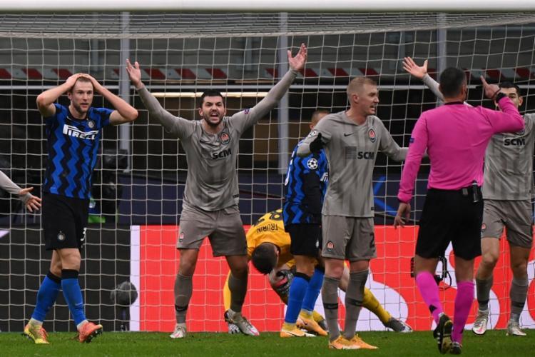 O empate era o único resultado que não servia para os dois times em Milão | Foto: Marco Bertorello | AFP - Foto: Marco Bertorello | AFP