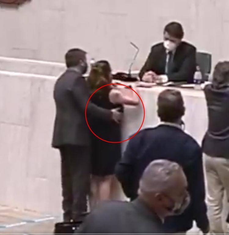 Deputado estadual Fernando Cury (Cidadania) foi acusado de assédio pela deputada Isa Penna (PSOL) - Foto: Reprodução | Alesp