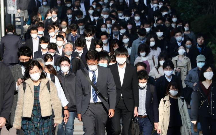 Japão está em estado de alerta máximo após recorde de infecções diárias pela Covid-19 I Foto: AP Foto I Koji - Foto: Foto: AP Foto I Koji