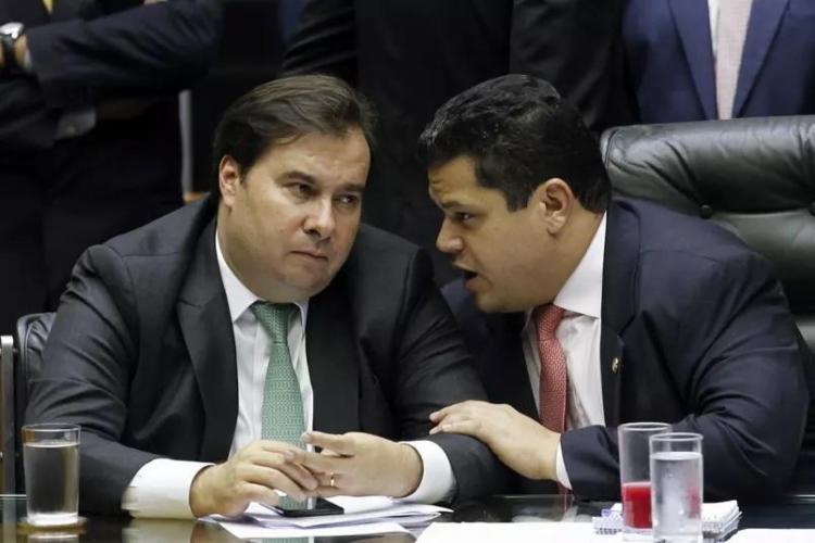Partido atualmente é representado tanto pelo presidente do Senado, Davi Alcolumbre (DEM-AP), quando da Cãmara, Rodrigo Maia (DEM-RJ) - Foto: Beto Barata | Agência Senado