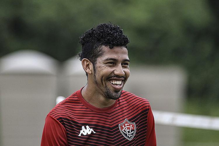 Anmerson Soares ainda não estreou pelo clube | Foto: Letícia Martins | EC Vitória - Foto: Letícia Martins | EC Vitória