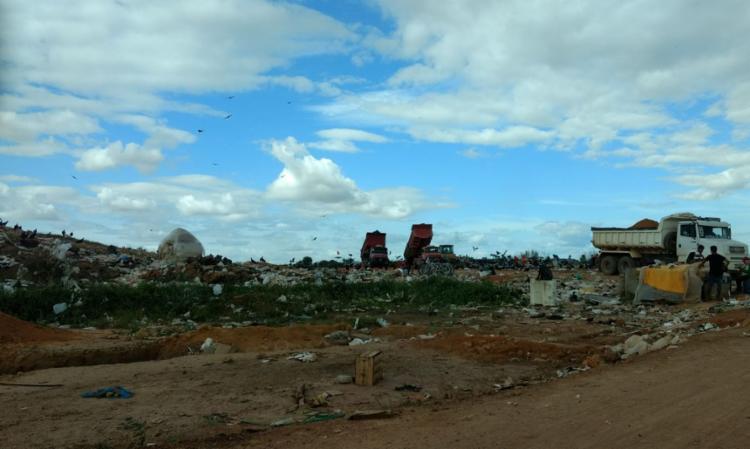 Dados são do Panorama dos Resíduos Sólidos do Brasil 2020   Foto: Maira Heinen   Rádio Nacional - Foto: Maira Heinen   Rádio Nacional