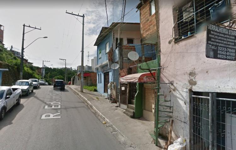 Informações iniciais indicaram que três crianças estavam no interior do imóvel | Foto: Reprodução | Google Maps - Foto: Reprodução | Google Maps