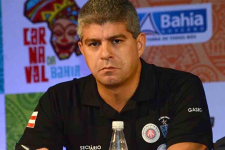 Maurício Barbosa é alvo na operação da PF | Foto: Divulgação | SSP-BA