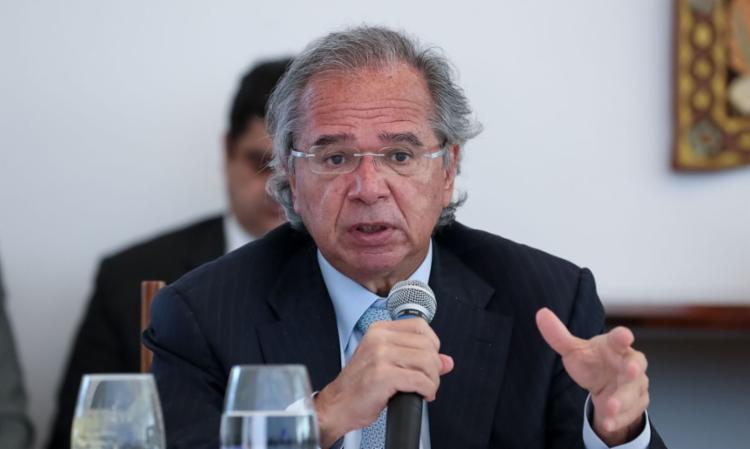 Ministro Paulo Guedes anunciou cronograma de privatizações para 2021 - Foto: Agencia Brasil | Divulgação