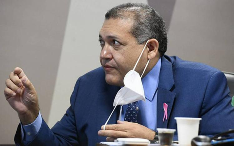 O ministro do STF, Nuno Marques, Nunes Marques, considerou inconstitucional parte da Lei da Ficha Limpa. - Foto: Divulgação