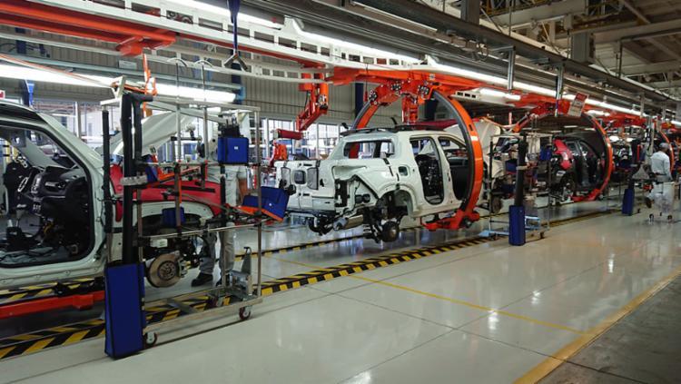 Produção de veículos no Brasil pode ser paralisada por falta de insumos - Foto: Divulgação