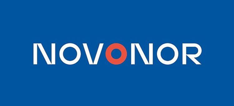 Em sua nova logomarca, agora predomina o azul, ao invés do vermelho da Odebrecht   Foto: Divulgação - Foto: Divulgação