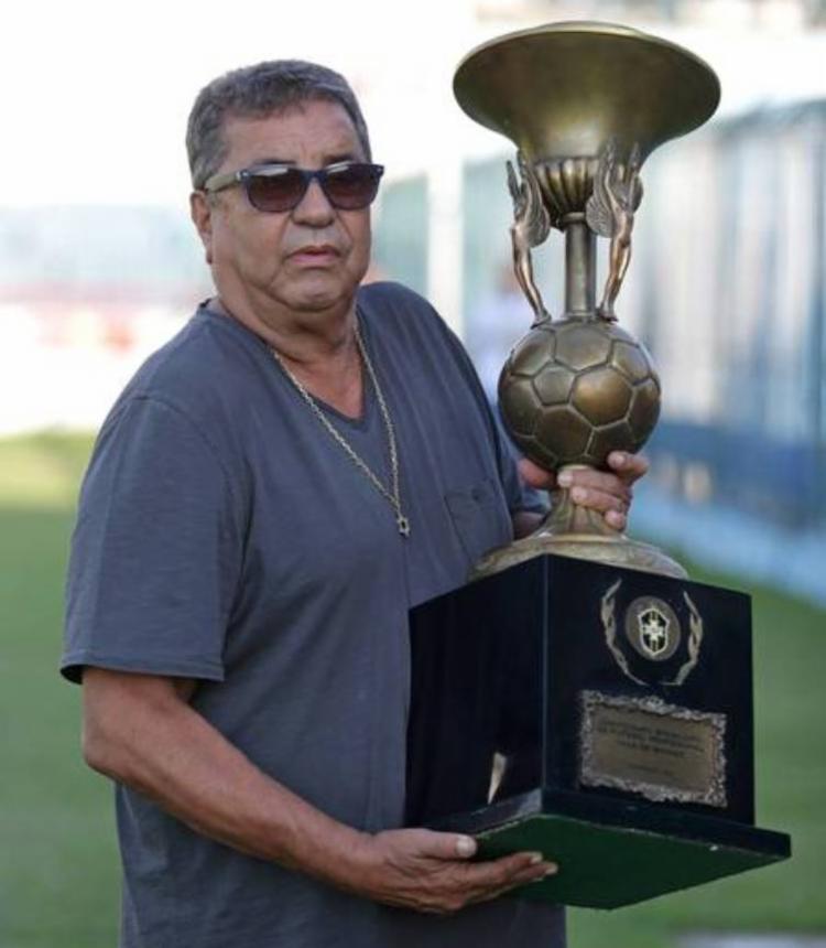Pintinho estava cumprindo o seu sétimo mandato como gestor do clube da zona norte do Rio de Janeiro | Foto: Reprodução - Foto: Reprodução