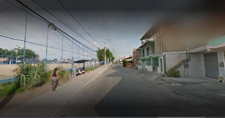 Comércio e postos de saúde da região permanecem abertos na região | Foto: Reprodução | Google Maps - Foto: Reprodução | Google Maps