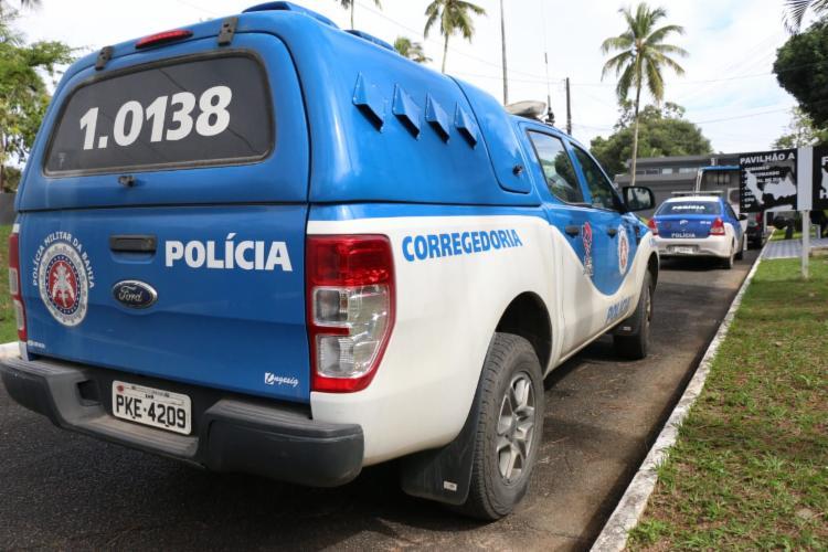 Mandados foram cumpridos em Aracaju, onde os acusados moram | Foto: Alberto Maraux | SSP - Foto: Alberto Maraux | SSP