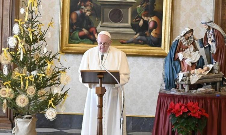 Pontífice, no entanto, não mencionou diretamente a votação | Foto: Divulgação | Vatican News - Foto: Divulgação | Vatican News