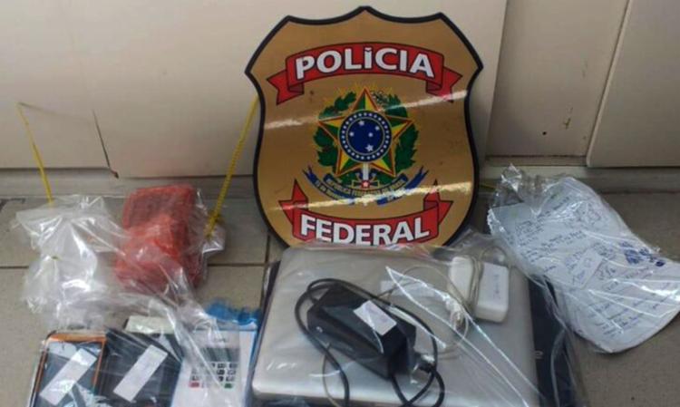 Foram cumpridos três mandados de busca e apreensão em São Paulo I Foto: Polícia Federal - Foto: Polícia Federal