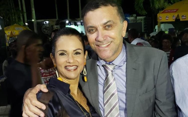 Ele e a esposa foram encontrados mortos em um condomínio de luxo de Salvador I Foto: Reprodução I Redes Sociais - Foto: Reprodução I Redes Sociais