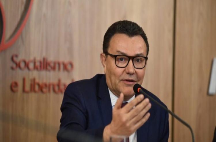 """Siqueira disse que êxito eleitoral de Bolsonaro depende da aproximação de clima que favorece """"ditadores e facínoras"""". - Foto: Divulgação"""