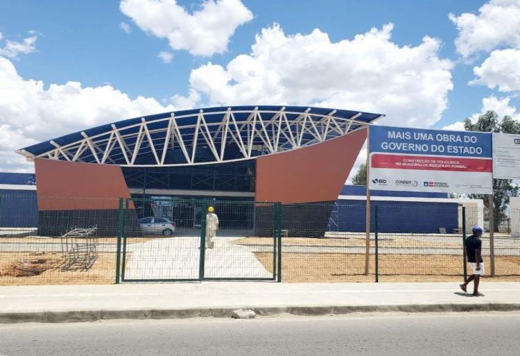 As duas policlínicas serão inauguradas no primeiro trimestre de 2021 | Foto: Divulgação - Foto: Divulgação