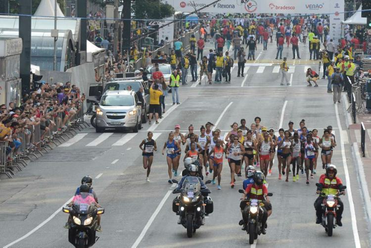 São Silvestre de 2019 reuniu 35 mil corredores brasileiros e estrangeiros | Foto: Rovena Rosa | Ag. Brasil - Foto: Rovena Rosa | Ag. Brasil