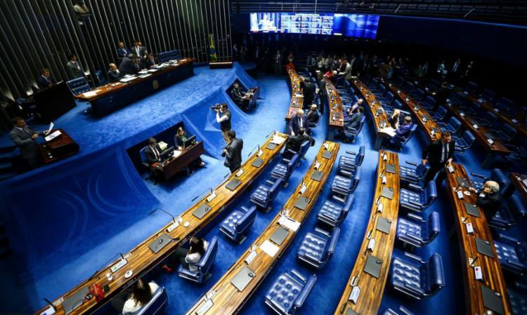 Projeto segue agora para votação na Câmara - Foto: Marcelo Camargo / Agência Brasil