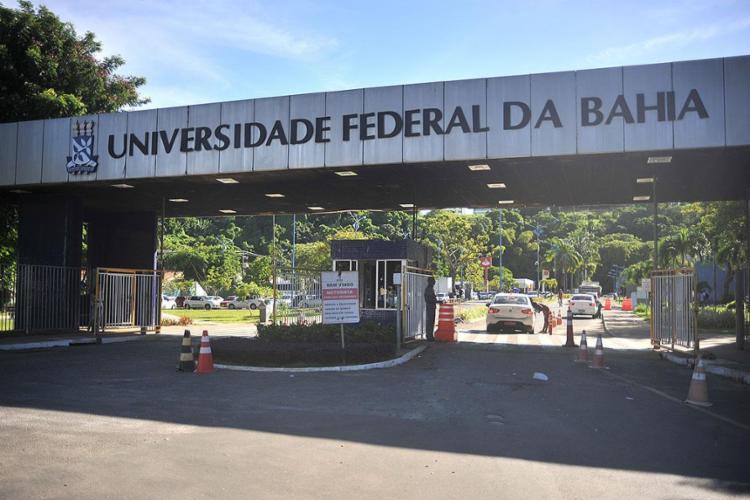Este será o segundo congresso realizado pela universidade pela internet | Foto: Felipe Iruatã | Ag. A TARDE | 3.5.2019 - Foto: Felipe Iruatã | Ag. A TARDE | 3.5.2019