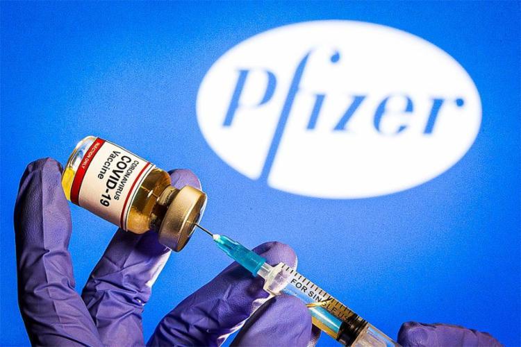 Presidente da Pfizer Brasil esteve em setembro com o governador e o secretário de Saúde / Foto: Reprodução | Youtube - Foto: Reprodução | Youtube