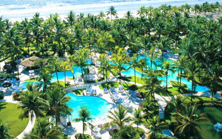 Transamerica Resort Comandatuba estima alcançar 80% de ocupação em janeiro | Foto: Divulgação - Foto: Divulgação