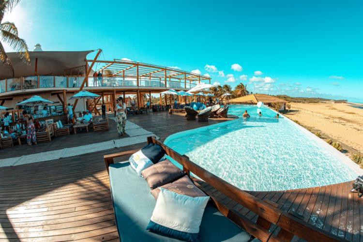 Nanö Beach Club aposta no day use durante o verão | Foto: Divulgação