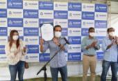 Início das obras na Av. Adhemar de Barros é autorizado pela prefeitura | Foto: Secom I PMS