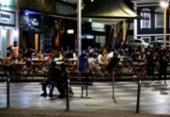 Decreto estadual modifica medidas restritivas e altera toque de recolher para 22h em Salvador | Foto: Adilton Venegeroles | Ag. A TARDE