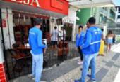 Estabelecimentos são interditados por descumprir medidas na Cidade Baixa   Foto: Jefferson Peixoto I Secom