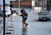 Chuva provoca alagamentos em Salvador e Federação registra maior acumulado | Foto: Felipe Iruatã | Ag. A TARDE