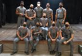 Banda formada por agentes do metrô exalta baianidade e cotidiano nas estações | Foto: Divulgação