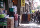 Confiança do comércio recua 0,9 ponto em janeiro | Foto: Tomaz Silva | Agência Brasil
