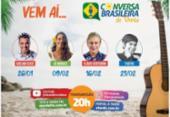 Com transmissão online, 1ª edição do Conversa Brasileira de Verão recebe Adelmo Casé   Foto: Divulgação