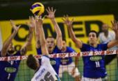Vôlei: Copa Brasil masculina começa nesta quarta-feira | Foto: Divulgação | Sada Cruzeiro