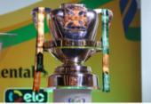 Copa do Brasil: CBF altera fórmula e edição 2021 terá uma fase a menos | Foto: Lucas Figueiredo | CBF