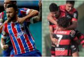 Ídolos do passado da dupla Ba-Vi acreditam na salvação do rebaixamento | Foto: Felipe Oliveira | EC Bahia e Letícia Martins | EC Vitória
