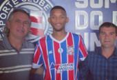 Zagueiro da base do Botafogo assina com o Bahia para os aspirantes | Foto: Reprodução | Instagram