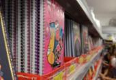 Órgãos de proteção alertam consumidor sobre compra de material escolar | Foto: