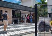 Primeiro dia de Enem em Salvador registra pouco movimento | Foto: Foto: Rafael Martins/ Ag ATARDE
