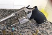 Ex-detento é encontrado armado no entorno de presídio em Salvador | Foto: Divulgação | SSP
